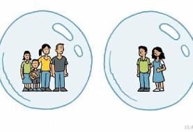 کرونا | پیشنهاد جایگزینی حباب اجتماعی به جای فاصلهگذاری اجتماعی