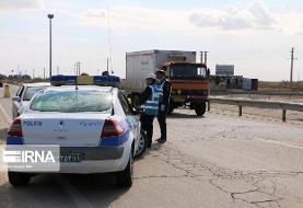 جاده دهلران - اندیمشک مسدود شد
