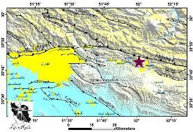 پس لرزههای زلزله اخیر دماوند تا ماهها ادامه دارد / جای نگرانی نیست