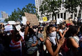 California: rise in Covid-19 cases raises fears over reopening and protests