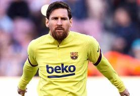 باشگاه بارسلونا: مسی آسیب ندیده است