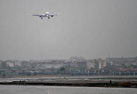 حادثه درفرودگاه شیراز / لاستیک هواپیما روی باند ترکید، مسافران آسیبی ندیدند