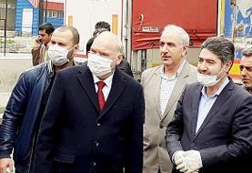 بازگشایی مرز ایران و ترکیه