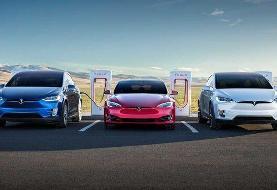 رشد چشمگیر سهم خودروهای برقی از بازارهای جهانی
