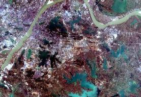 ماهوارهها، ابتلا به کروناویروس را در نواحی فقیرنشین ردیابی میکنند