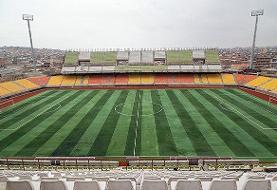 ورزشگاه ۱۵ هزار نفری ارومیه آماده میزبانی از مسابقات فوتبال لیگ یک