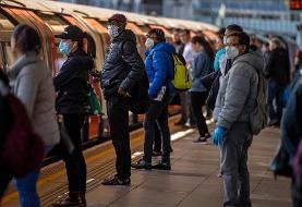 استفاده از ماسک صورت در وسایل نقلیه عمومی انگلیس اجباری میشود