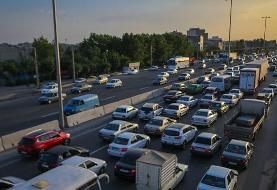 تردد از رودهن به آمل ممنوع می شود
