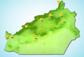 وزش باد شدید در استان سمنان/ دمای هوا کاهش مییابد