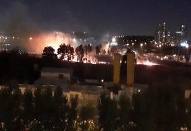 شفافسازی هاشمی درباره آتشسوزیهای سریالی در بوستانهای تهران