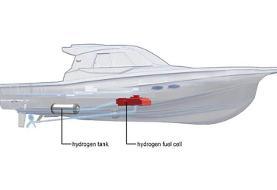 تویوتا قایقی با سوخت هیدروژنی می سازد