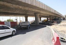 گشایش تقاطع بزرگراه شهید خرازی با محور ۴۵ متری شهید باقری در تابستان