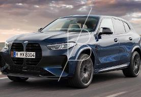 معرفی X۸ M بیامو تا پایان سال؟ | BMW X۸ هیبریدی با ۷۵۰ اسب بخار!