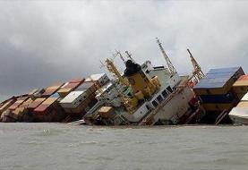 یک کشته و دو مفقود در پی غرقشدن کشتی باری ایرانی در آبهای عراق