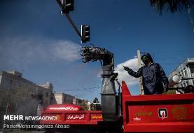 هیچ آتش نشانی در پایتخت به کرونا مبتلا نشده است