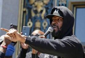 بازیگر برنده اسکار خواستار ایجاد قانون برای جلوگیری از خشونت پلیس شد