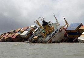 ببینید | جزئیات غرق شدن شناور باری بهبهان؛ یک کشته و ۲ مفقود