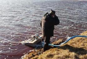 Putin declares a state of emergency after 20,000 tons of diesel oil leak into Arctic river due ...