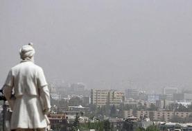 ۶ منطقه مشهد در وضعیت هشدارآلودگی هوا