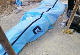 کارگر دوم از زیر خاک خارج شد/فوت یک کارگر ۲۵ ساله