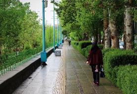 وضعیت آب و هوا، امروز ۱۸ خرداد ۹۹