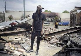 Minneapolis businesswoman stands with protesters, even after her store burned down