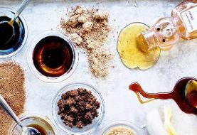 ۹ جایگزین طبیعی برای شکر