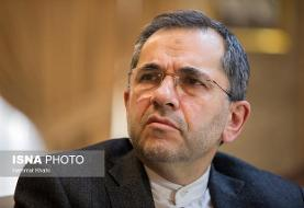 روانچی: آمریکا حق انجام هیچ کاری در چارچوب قطعنامه ۲۲۳۱ را ندارد