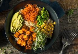 ۸ ماده غذایی مهم و حیاتی برای کسانی که گوشت نمیخورند