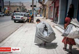 کودکان کار و ویروس بی تفاوتی مسوولین/ عنکبوت گرسنگی تار می بندد به راه گلویشان
