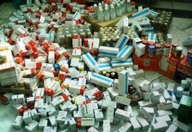کشف ۳ میلیارد ریال داروی قاچاق در زاهدان