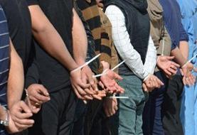 اجرای طرح عملیاتی رعد با دستگیری ۱۷۲ متهم در قم