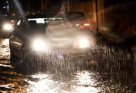 هواشناسی: وقوع رگبار باران در برخی استانهای کشور