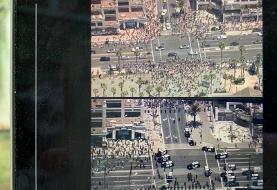 Fact check: Huntington Beach photos comparing coronavirus protest, BLM protest are real