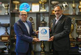 معاون ورزشی باشگاه استقلال منصوب شد