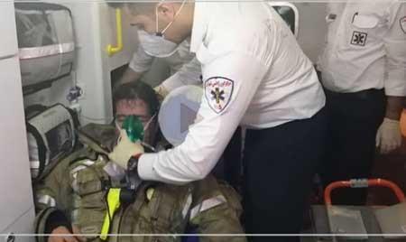 واکنش اورژانس به خبر مسدود شدن خیابان شریعتی به دلیل مواد رادیواکتیو در محدوده انفجار درمانگاه سینا اطهر