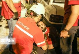 رییس بیمارستان شهدای تجریش: جانباختگان حادثه سینا دچار خفگی شدند نه سوختگی