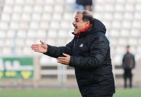 موافقت باشگاه ماشین سازی با استعفای احد شیخ لاری