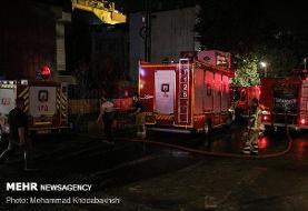 نشت گاز علت انفجار مرکز درمانی خیابان شریعتی تهران نیست