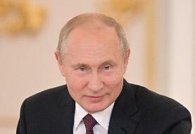 پوتین: تحریمها علیه سوریه غیرقانونی است
