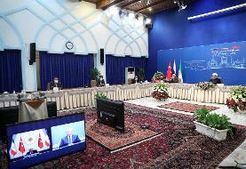 روحانی: هرچه سریعتر نیروهای تروریست آمریکایی از منطقه خارج شوند