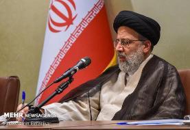 دستور رئیسی به دادستان تهران برای بررسی ابعاد آتش سوزی دیشب