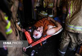 ۵ نفر از فوتیهای حادثه سینا اطهر در یک کمد پیدا شدند