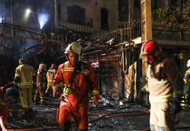 آتشنشانی درباره وضعیت ایمنی ساختمان کلینیک سینا اطهر اخطار داده بود | دپوی کپسولهای اکسیژن ...