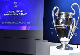 مشخص شدن قرعهکشی و مسیر تیمها در ادامه لیگ قهرمانان اروپا