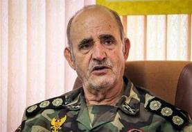 فرمانده گردان دژ خرمشهر در دوران دفاع مقدس درگذشت