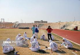 دغدغه فوتبال زنان برای اجرای پروتکلهای بهداشتی