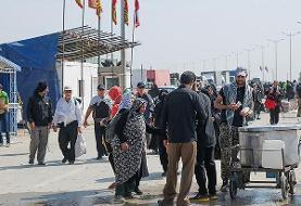 فرماندار: تردد در مرز مهران برای ورود به عراق نیازمند کارت سلامت است