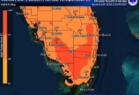 Heat advisory issued as South Florida prepares to break temperature records
