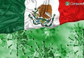 افزایش آمارهای کرونا در مکزیک